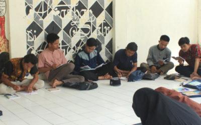 Memasuki Hari Pertama Kelas Online Al Azhar Spesial Syawal