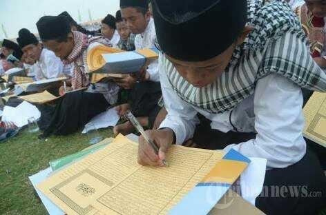 Menuntut ilmu bahasa arab tanpa keluar rumah
